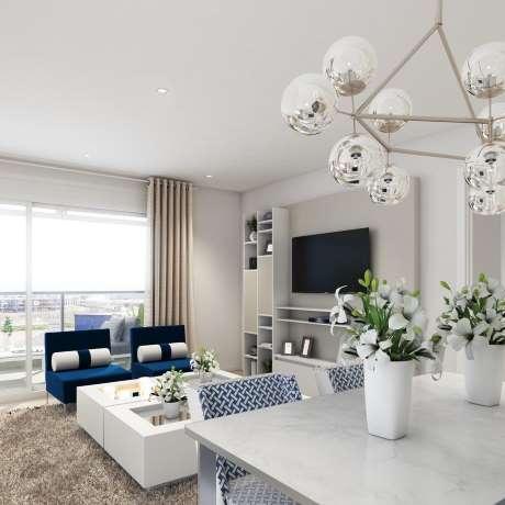 Новые квартиры в элитном районе Diagonal Mar, Барселона